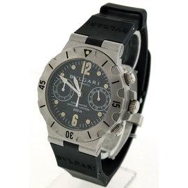 Bulgari Diagono Chronograph Automatic Mens 38mm Watch