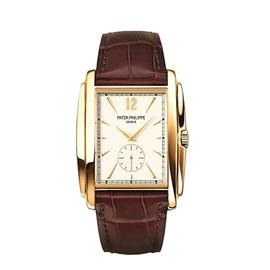Patek Philippe Gondolo 5124J 33.4mm x 43mm 18K Yellow Gold Watch