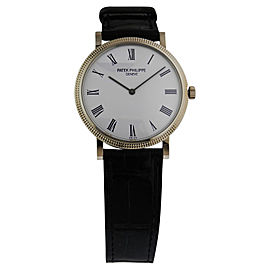 Patek Philippe Calatrava 5120G 35 mm Wristwatch