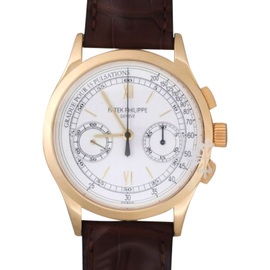 Patek Philippe 5170J 39mm Chronograph Watch