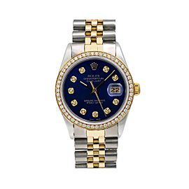Rolex Datejust 16013 36mm Womens Watch