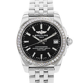 Breitling Galactic A7433053/BE08-376A 36mm Womens Watch
