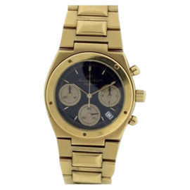 IWC Ingeniuer Chronograph with Date 18K Yellow Gold 28mm Womens Watch