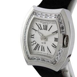 Bedat & Co. No.3 18K White Gold Womens Watch
