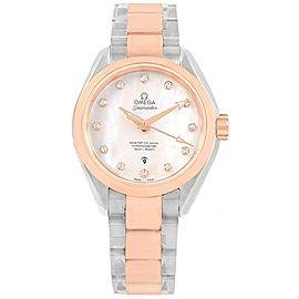 Omega Aqua Terra 231.20.34.20.55.001 34mm Womens Watch