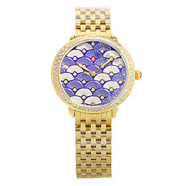 Michele Serein MWW21B000102 36mm Womens Watch