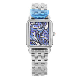 Michele Deco II MWW06X000019 30mm Womens Watch