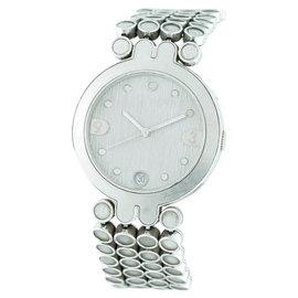 Harry Winston Premier Date Platinum Automatic Womens 30mm Watch