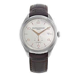 Baume & Mercier Clifton MOA10054 40mm Mens Watch