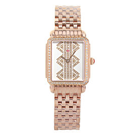 Michele Deco II MWW06I000021 27mm Womens Watch