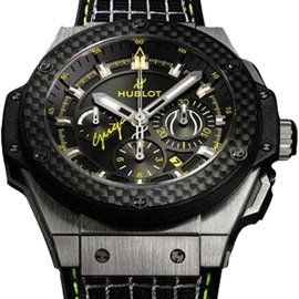 Hublot 703.NQ.1123.NR.GUG13 Guga King Power Limited Chronograph Watch