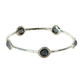 Ippolita 5 Stone Bangle Bracelet
