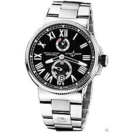 Ulysse Nardin 1183-122-7m/42 Marine Chronograph Manufacture 45mm Watch