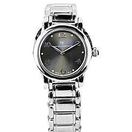 David Yurman Stainless Steel & Sterling Silver Unisex Watch