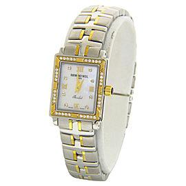 Raymond Weil 9630-STS-00995 Parsifal Two-tone Steel Diamond Quartz Watch
