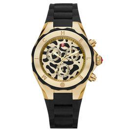Michele MWW12F000052 Tahitian Jelly Bean Black Watch