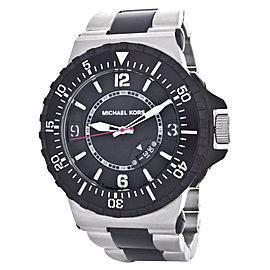 Michael Kors MK7059 Two Tone Stainless Steel Bracelet Men's Watch