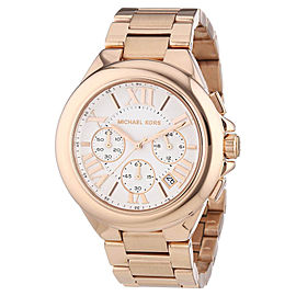 Michael Kors MK5757 Stainless Steel 'Bradshaw' Rose Gold-Tone Womens Watch