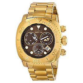 Invicta 14651 Pro Diver Quartz Multifunction Brown Dial Watch
