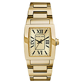 Michael Kors Denali MK5968 Gold Dial Yellow Gold Ion-Plated Womens Watch