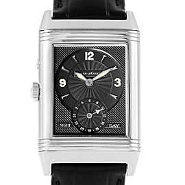 Jaeger LeCoultre Reverso Duo 270.8.54 Q270854 26.5mm Mens Watch