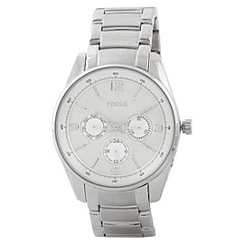 Fossil BQ1070 Stainless Steel Quartz 40mm Womens Watch