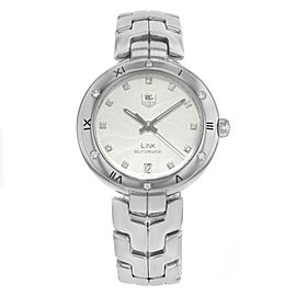 Tag Heuer Link WAT2312.BA0956 34mm Womens Watch