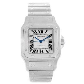 Cartier Santos Galbee XL W20098D6 32mm Mens Watch