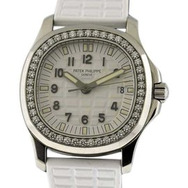 Patek Philippe Aquanaut Stainless Steel 36mm Womens Watch
