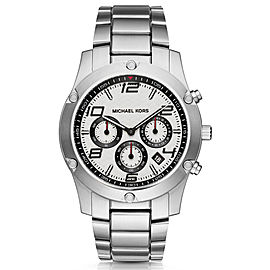 Michael Kors MK8472 Stainless Steel Quartz 45mm Mens Watch