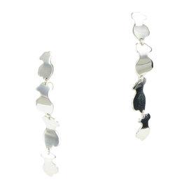 Tous 925 Sterling Silver Earrings