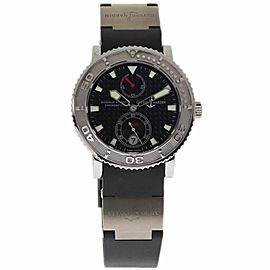 Ulysse Nardin Marine Diver 263-55-3/92 Stainless Steel Automatic 40mm Mens Watch