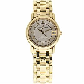 Ulysse Nardin San Marco 131-88 18K Yellow Gold Automatic 33mm Womens Watch