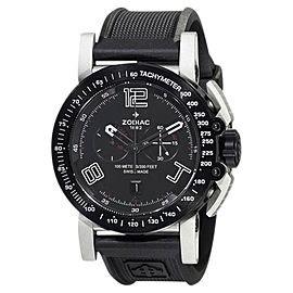 Zodiac ZO8552 Titanium 45mm Mens Watch