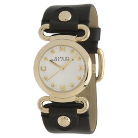 Marc by Marc Jacobs MBM1309 Gold Tone Stainless Steel 30mm Womens Watch