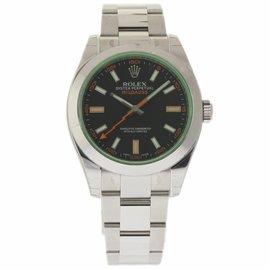 Rolex Milgauss 116400 40mm Mens Watch