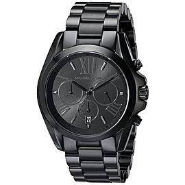Michael Kors MK5550 Black Stainless Steel 40mm Womens Watch