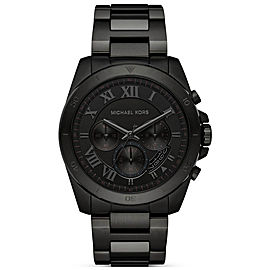 Michael Kors MK8482 Black Ion Plated Stainless Steel 44mm Mens Watch
