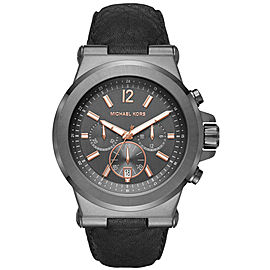 Michael Kors MK8511 Gunmetal Ion Plated Stainless Steel 46mm Mens Watch