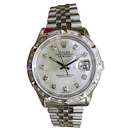 Rolex Datejust 36mm Vintage Mens Watch