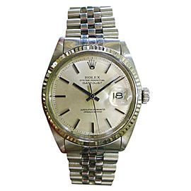Rolex Datejust 1601 36mm Vintage Mens Watch