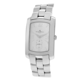 Baume & Mercier Hampton 65310 Stainless Steel Quartz 26mm Unisex Watch