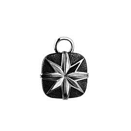 David Yurman 925 Sterling Silver North Star Pendant