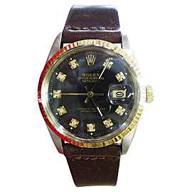 Rolex Datejust 36mm Vintage Mens Watch