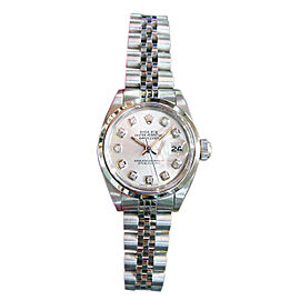 Rolex Datejust Vintage 25mm Womens Watch