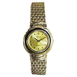 Rolex Geneve Cellini 5188E 25mm Womens Watch