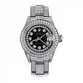 Rolex Diamond 178274 36mm Mens Watch