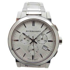 Burberry The City BU9750 Stainless Steel Quartz 38mm Womens Watch