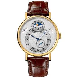 Breguet Classique 7337ba/1e/9v6 18K Yellow Gold Automatic 39mm Mens Watch