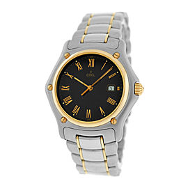 Ebel 1911 187902 Stainless Steel and 18K Yellow Gold Quartz 32mm Womens Watch